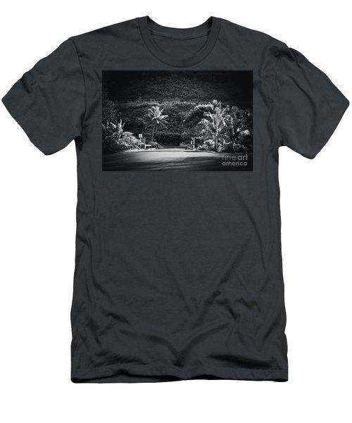 Men's T-Shirt (Slim Fit) featuring the photograph Honokohau Maui Hawaii by Sharon Mau