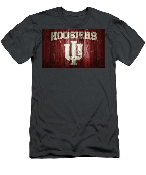 Hoosiers Barn Door Men's T-Shirt (Athletic Fit)