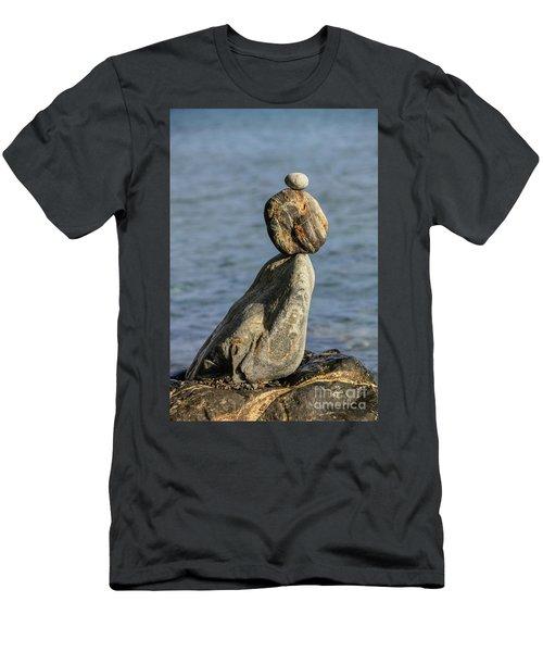 Hope Of Deliverance Men's T-Shirt (Athletic Fit)