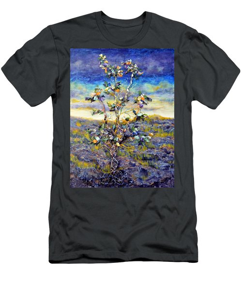 Hope Men's T-Shirt (Slim Fit) by Regina Valluzzi