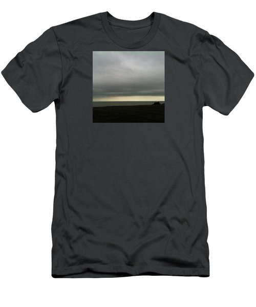 Horizon Light Men's T-Shirt (Slim Fit) by Anne Kotan