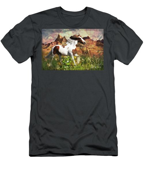 Horse Medicine 2015 Men's T-Shirt (Athletic Fit)