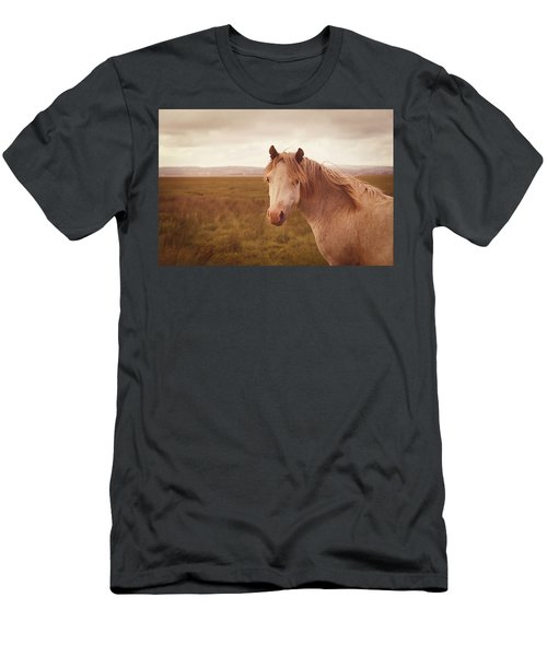 Wild Horse Men's T-Shirt (Athletic Fit)