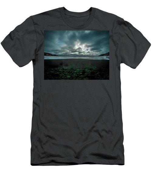 Hostsaga - Autumn Tale Men's T-Shirt (Athletic Fit)