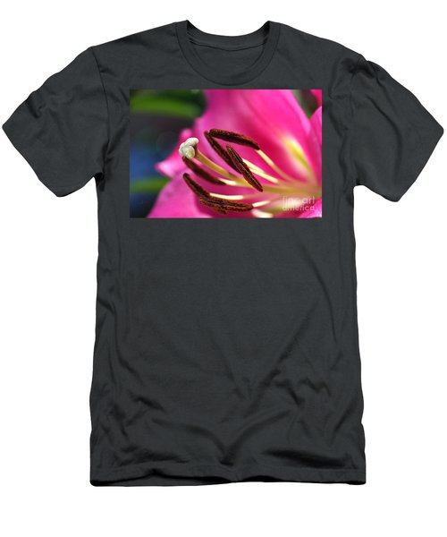 Hot Is Lily Men's T-Shirt (Athletic Fit)