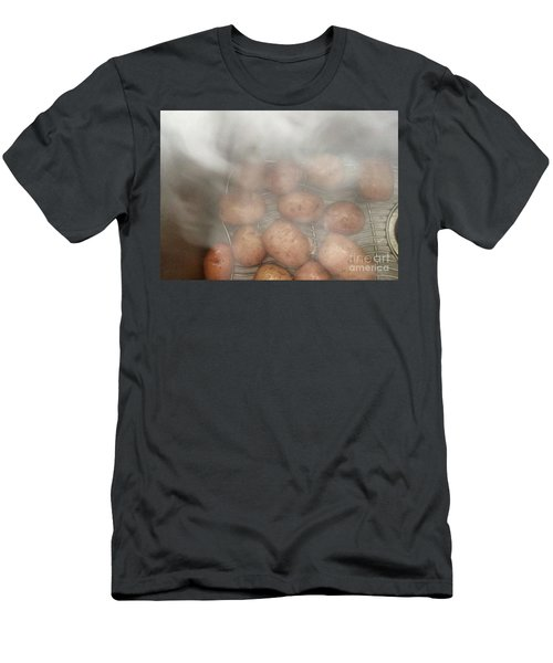 Men's T-Shirt (Slim Fit) featuring the photograph Hot Potato by Kim Nelson