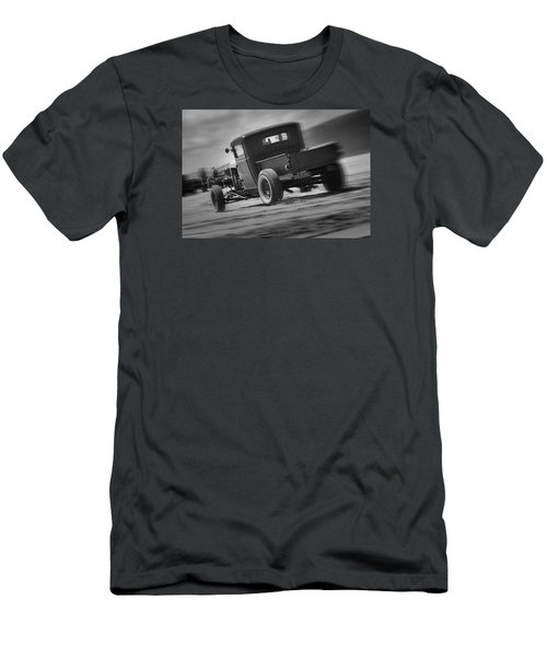 Hot Rods At Pendine 13 Men's T-Shirt (Athletic Fit)