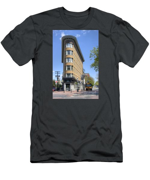 Hotel Europe In Vancouver Men's T-Shirt (Athletic Fit)