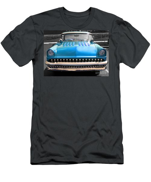 Men's T-Shirt (Slim Fit) featuring the photograph Hotrod  by Raymond Earley