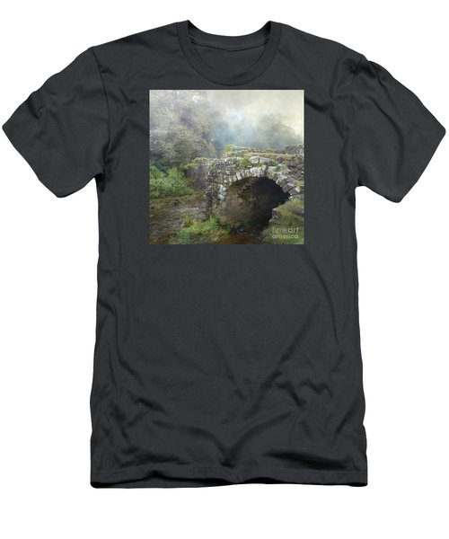 Men's T-Shirt (Slim Fit) featuring the photograph How Much Do You Love Her? by LemonArt Photography