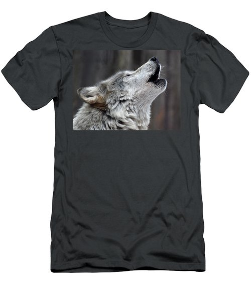 Howl Men's T-Shirt (Slim Fit) by Richard Bryce and Family
