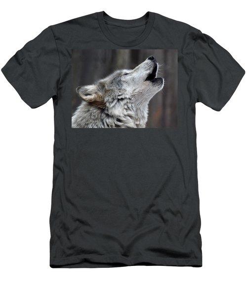 Howl Men's T-Shirt (Athletic Fit)