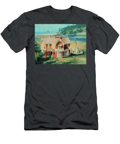 Hughes House Men's T-Shirt (Athletic Fit)