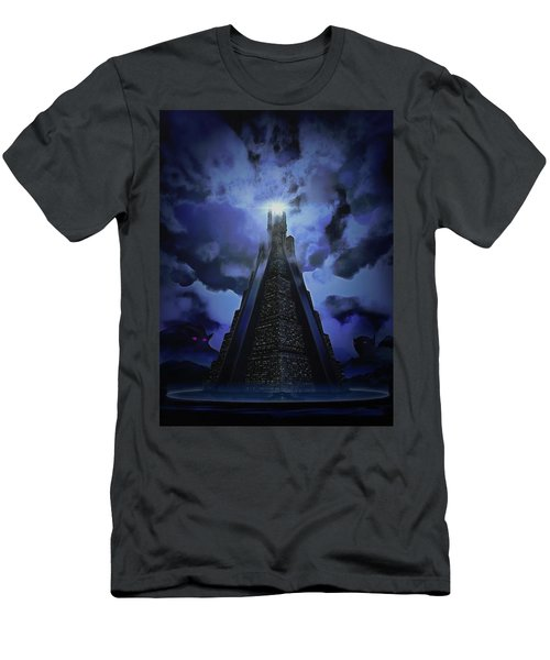 Humanity's Last Stand Men's T-Shirt (Athletic Fit)