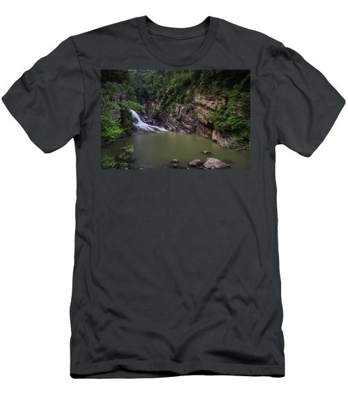 Hurricane Falls Men's T-Shirt (Athletic Fit)