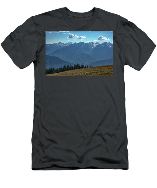 Hurricane Ridge Men's T-Shirt (Athletic Fit)