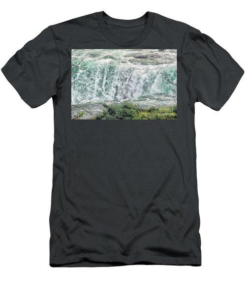 Hydro Power Men's T-Shirt (Athletic Fit)