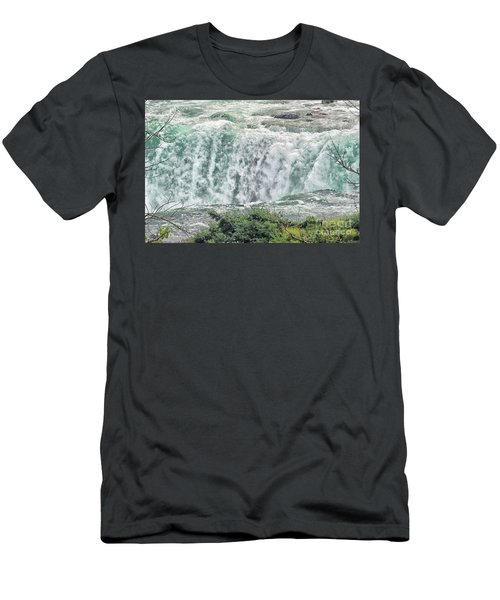 Hydro Power Men's T-Shirt (Athletic Fit)