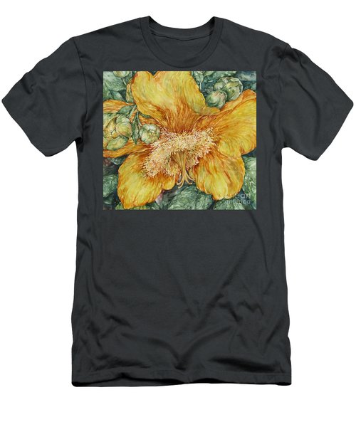 Hypericum Plant Men's T-Shirt (Athletic Fit)