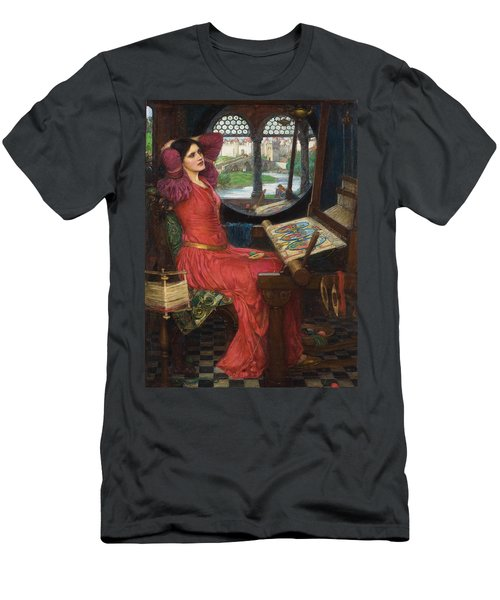 I Am Half Sick Of Shadows Said The Lady Of Shalott Men's T-Shirt (Athletic Fit)