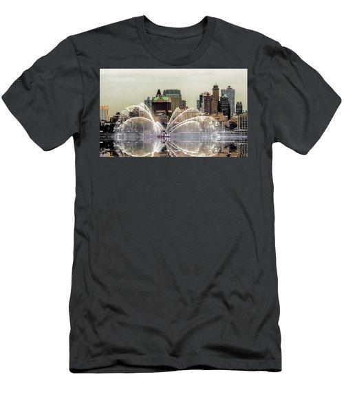 I Love My Job Men's T-Shirt (Athletic Fit)