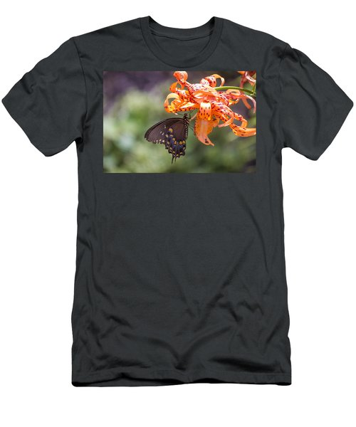 I Love Your Spots Men's T-Shirt (Athletic Fit)