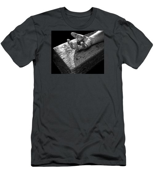 I Reached Out To You Men's T-Shirt (Athletic Fit)