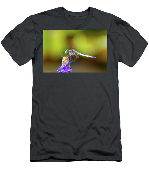 I See You, Dragonfly Men's T-Shirt (Athletic Fit)