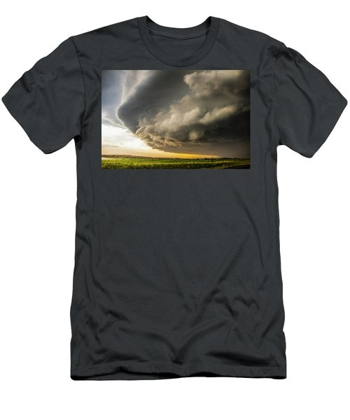 I Was Not Even Going To Chase This Day 021 Men's T-Shirt (Athletic Fit)