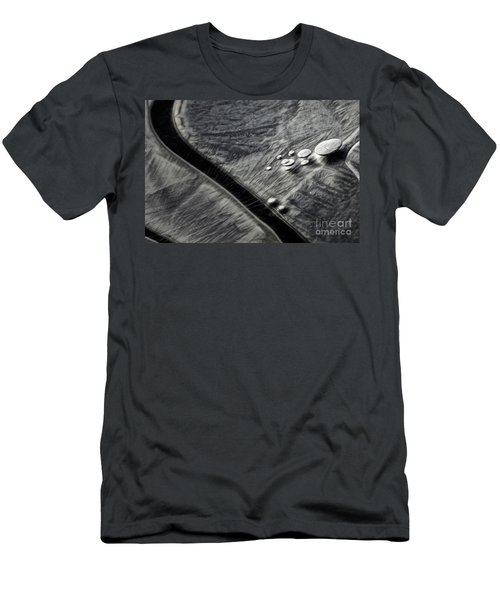 Ice Patterns I Men's T-Shirt (Athletic Fit)