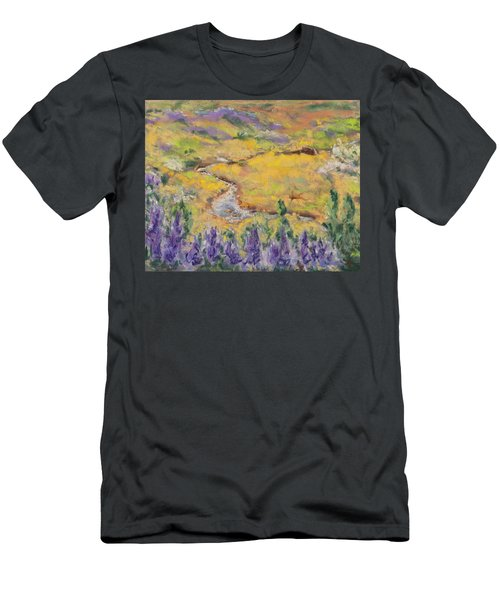 Icelandic Adventure Men's T-Shirt (Athletic Fit)