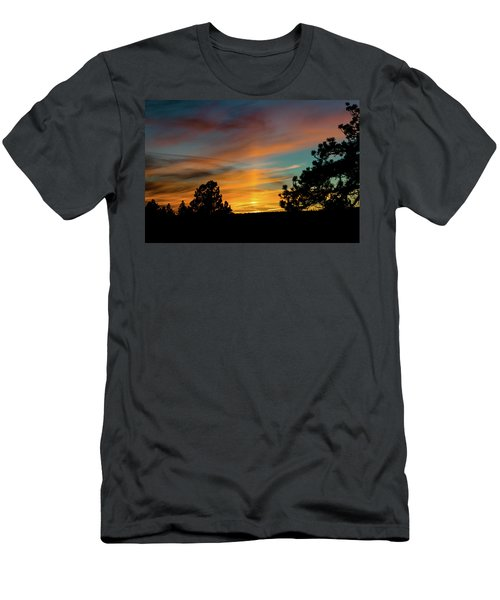 Icy Pillar Men's T-Shirt (Athletic Fit)
