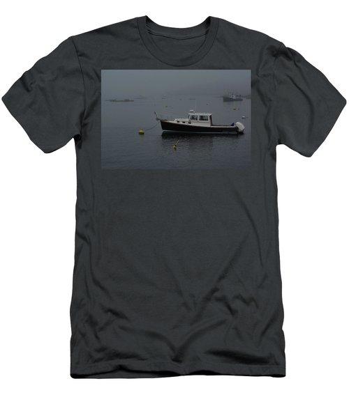 Idle Harbor Men's T-Shirt (Athletic Fit)