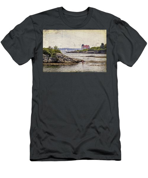 Idyllic Summer Days Men's T-Shirt (Athletic Fit)