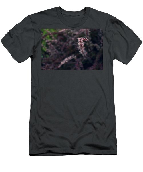 Men's T-Shirt (Athletic Fit) featuring the photograph Rise by Gene Garnace