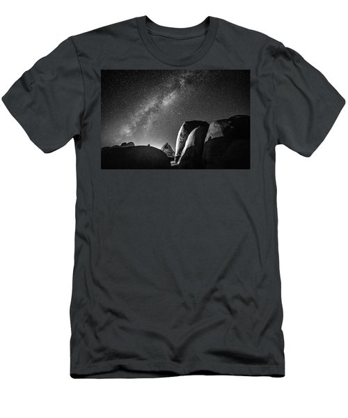 Men's T-Shirt (Slim Fit) featuring the photograph Illuminati I by Ryan Weddle