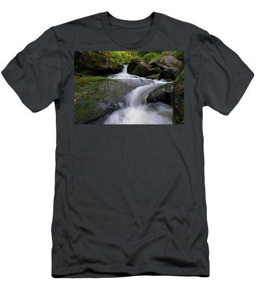 Ilse, Harz Men's T-Shirt (Slim Fit) by Andreas Levi