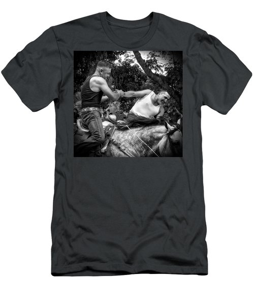 I'm Winning The Pull Men's T-Shirt (Athletic Fit)