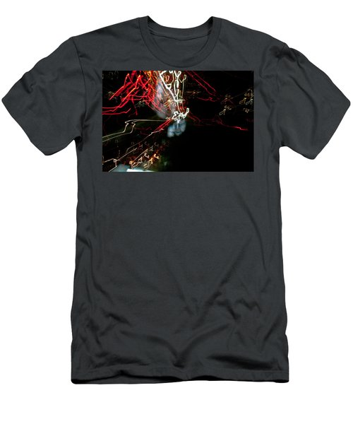 Men's T-Shirt (Slim Fit) featuring the photograph Imagine by Bruno Spagnolo