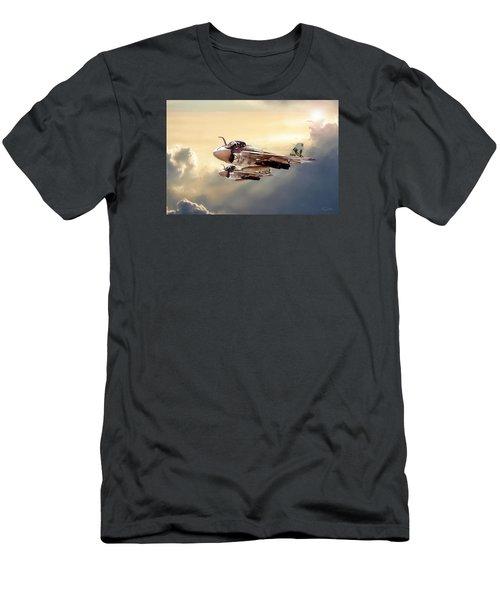 Impending Intrusion Men's T-Shirt (Athletic Fit)