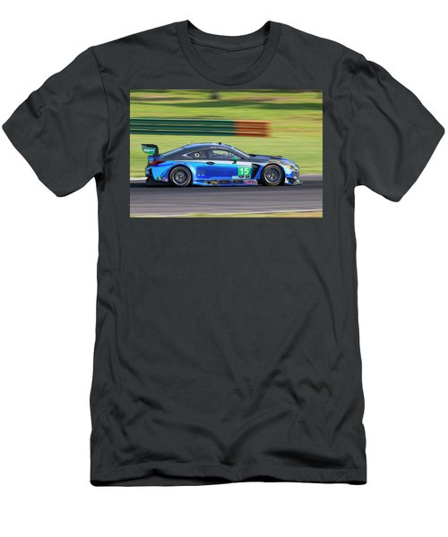 Imsa Lexus Pruett Hawksworth Men's T-Shirt (Athletic Fit)