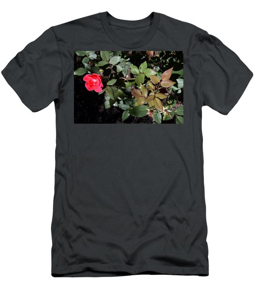 Men's T-Shirt (Athletic Fit) featuring the photograph In Bloom by W And F Kreations