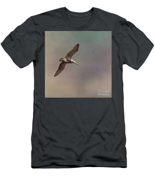 In Flight 2 Men's T-Shirt (Slim Fit) by Phil Mancuso