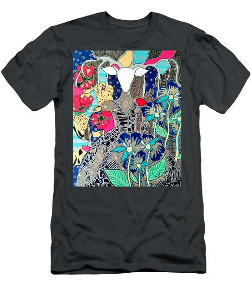 In Her Element Men's T-Shirt (Athletic Fit)