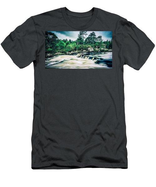 In Retreat Men's T-Shirt (Athletic Fit)