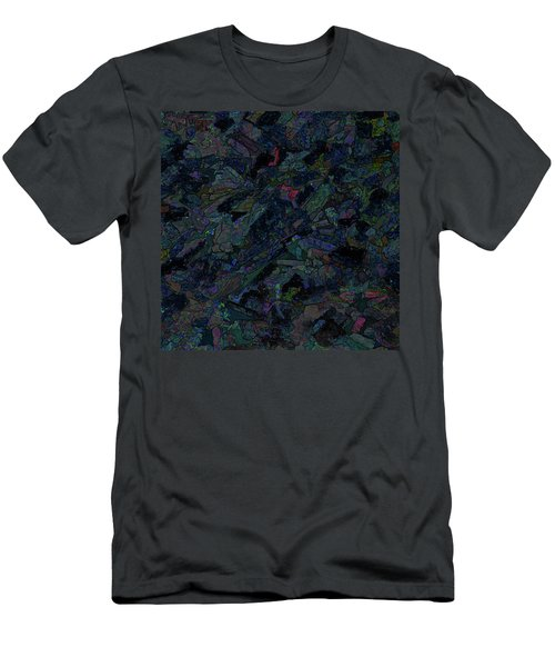 Men's T-Shirt (Athletic Fit) featuring the photograph In The Abstract by Lewis Mann