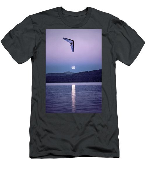 In The Air Tonight Men's T-Shirt (Athletic Fit)