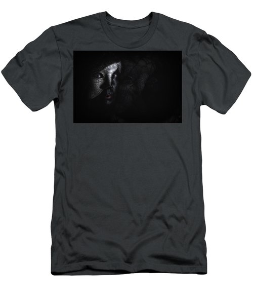 In The Dark Men's T-Shirt (Athletic Fit)