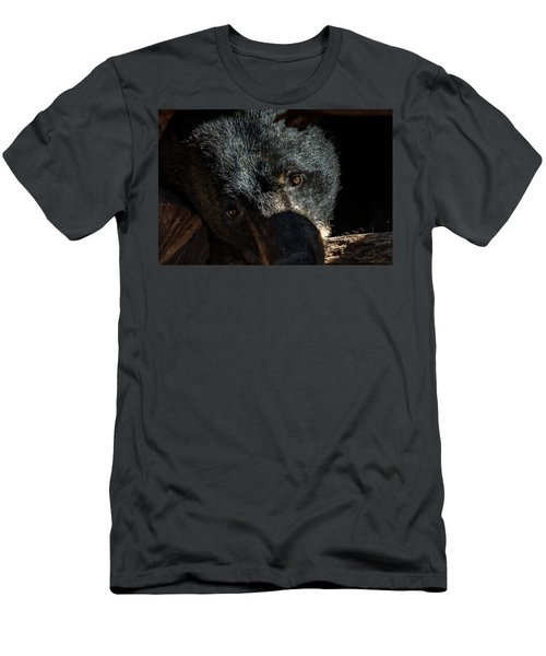 In The Den Men's T-Shirt (Athletic Fit)