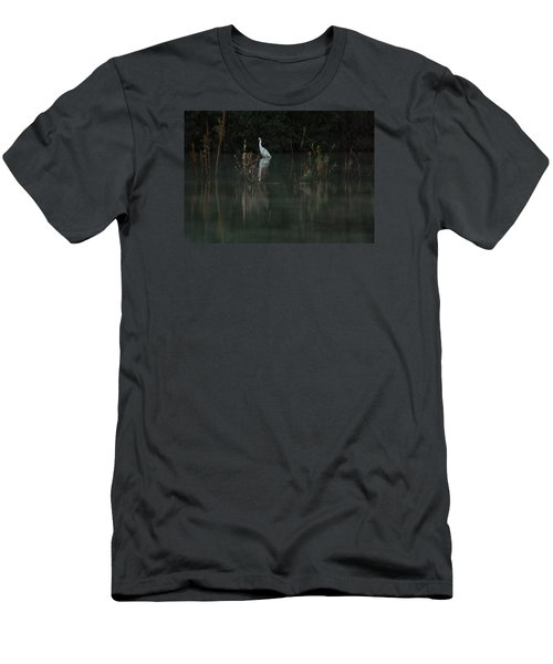 In The Distance Men's T-Shirt (Athletic Fit)